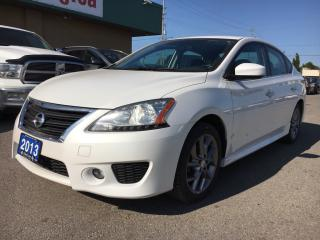 Used 2013 Nissan Sentra 1.8 S $97.98 BI WEEKLY! $0 DOWN! for sale in Bolton, ON