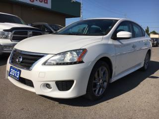 Used 2013 Nissan Sentra 1.8 S $97.98 BI WEEKLY! $0 DOWN! CERTIFIED! for sale in Bolton, ON