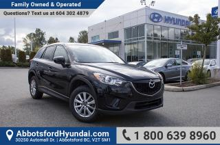 Used 2015 Mazda CX-5 GX ACCIDENT FREE & ONE OWNER for sale in Abbotsford, BC