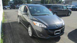 Used 2017 Mazda MAZDA5 GT for sale in Richmond, ON