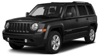 Used 2017 Jeep Patriot Sport/North 4WD, Leather, Sunroof for sale in Port Coquitlam, BC