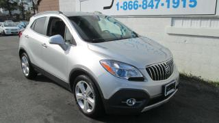 Used 2015 Buick Encore Convenience for sale in Kingston, ON