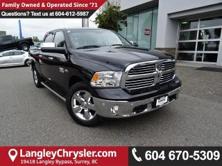 Used 2016 Dodge Ram 1500 SLT *LOW KMS*DEALER INSPECTED*CERTIFIED* for sale in Surrey, BC