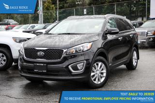Used 2017 Kia Sorento 2.4L LX Heated Seats and Satellite Radio for sale in Port Coquitlam, BC