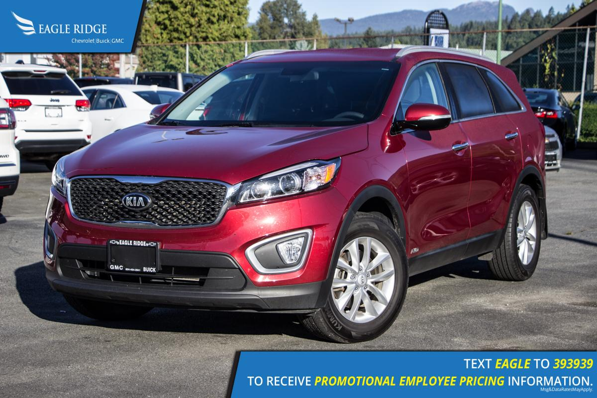 used 2017 kia sorento 2 4l lx heated seats and air conditioning for sale in port coquitlam. Black Bedroom Furniture Sets. Home Design Ideas