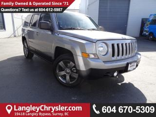 Used 2015 Jeep Patriot LIMITED for sale in Surrey, BC