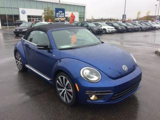 Used 2015 Volkswagen Beetle 2.0 TSI Sportline for sale in Calgary, AB