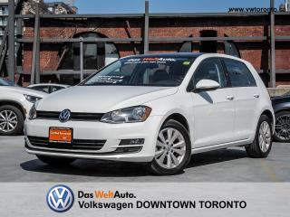 Used 2015 Volkswagen Golf COMFORTLINE TDI for sale in Toronto, ON