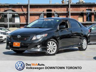 Used 2009 Toyota Corolla S for sale in Toronto, ON