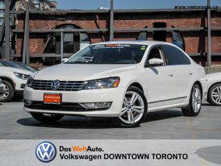 Used 2015 Volkswagen Passat HIGHLINE TDI for sale in Toronto, ON