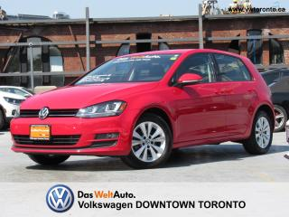 Used 2015 Volkswagen Golf COMFORTLINE TSI for sale in Toronto, ON