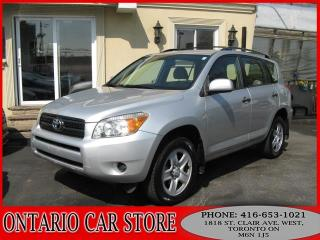 Used 2006 Toyota RAV4 4WD !!! 1 OWNER LOCAL ONTARIO CAR!!! for sale in Toronto, ON