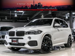 Used 2016 BMW X5 M-SPORT|3.5d|B.SPOT|HEADSUP|LANE DEP|FULLY LOADED|DIESEL for sale in North York, ON