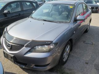 Used 2004 Mazda MAZDA3 LOW LOW MILEAGE!!! for sale in Scarborough, ON