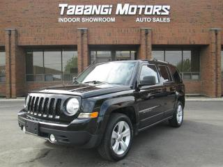 Used 2014 Jeep Patriot LIMITED | NAVIGATION | LEATHER | SUNROOF | for sale in Mississauga, ON