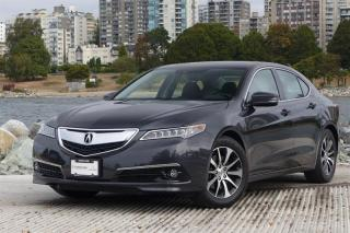 Used 2015 Acura TLX 2.4L P-AWS w/Tech Pkg *Local- Navi/Bluetooth! for sale in Vancouver, BC