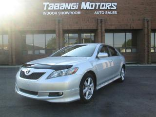 Used 2009 Toyota Camry 4CYL | SE | ALLOYS | KEY LESS | for sale in Mississauga, ON
