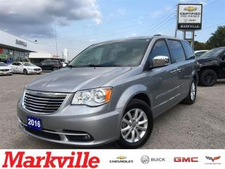 Used 2016 Chrysler Town & Country Limited  for sale in Markham, ON