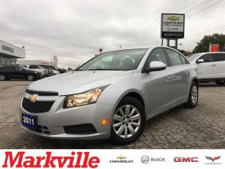 Used 2011 Chevrolet Cruze LT -CERTIFIED PREOWNED-ONE OWNER for sale in Markham, ON