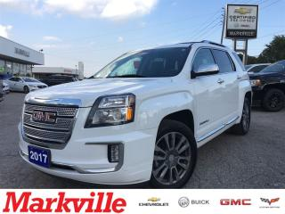 Used 2017 GMC Terrain Denali for sale in Markham, ON