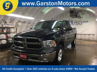 Used 2013 Dodge Ram 1500 SXT*QUAD CAB*4WD*V6*5.0
