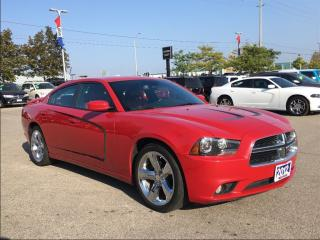 Used 2012 Dodge Charger SXT PLUS**HEATED AND VENTILATED SEATS** for sale in Mississauga, ON