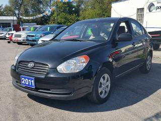 Used 2011 Hyundai Accent GL..certified for sale in Oshawa, ON