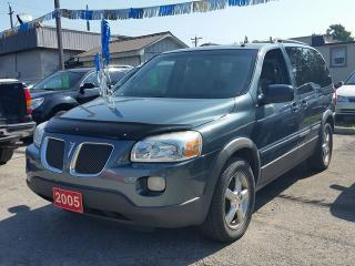 Used 2005 Pontiac Montana Sv6 w/1SC.certified for sale in Oshawa, ON