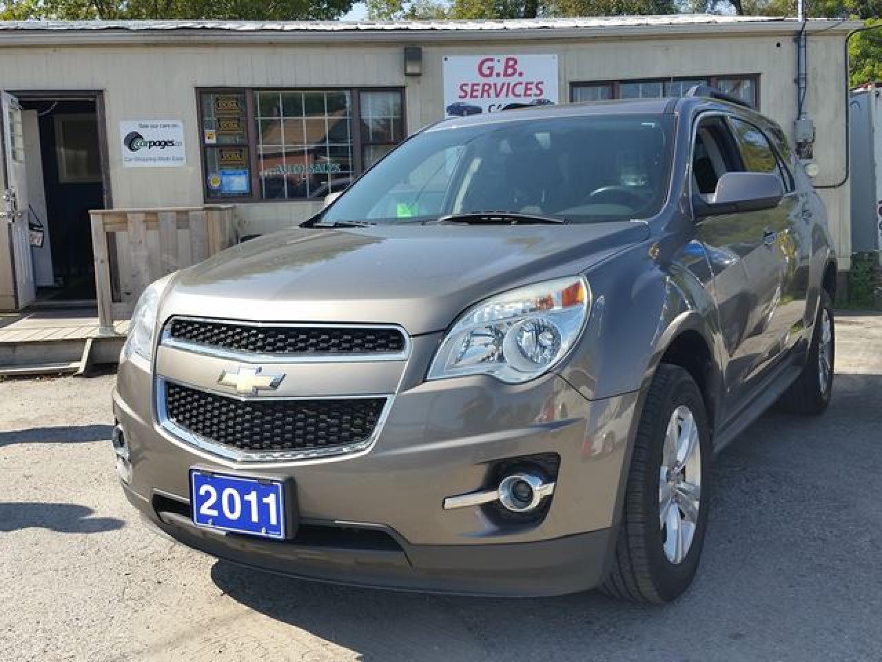 2011 Chevrolet Equinox 2LT..low kms!!certified