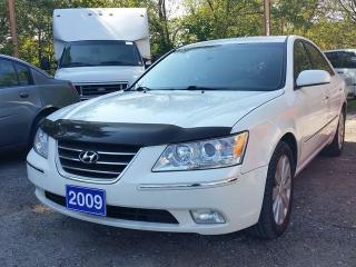 Used 2009 Hyundai Sonata certified for sale in Oshawa, ON