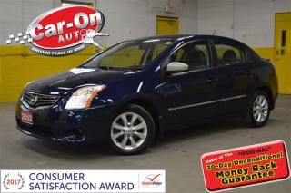 Used 2012 Nissan Sentra 2.0 AUTO A/C HEATED SEATS ALLOYS for sale in Ottawa, ON