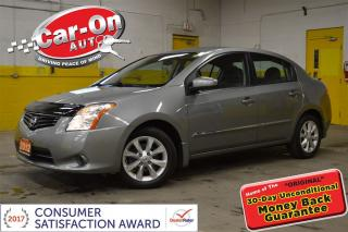 Used 2012 Nissan Sentra 2.0 AUTO A/C HEATED SEATS ALLOYS ONLY 31,000KMS for sale in Ottawa, ON