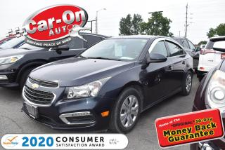 Used 2015 Chevrolet Cruze LT | NEW ARRIVAL for sale in Ottawa, ON