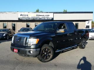 Used 2012 Ford F-150 XTR Crew Cab 4x4 for sale in Gloucester, ON
