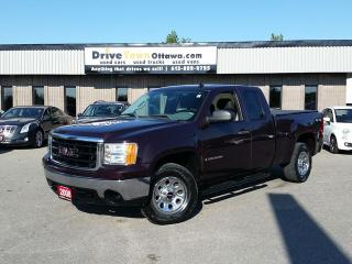 Used 2008 GMC Sierra 1500 EXTENDED CAB 4X4 SL PLUS for sale in Gloucester, ON