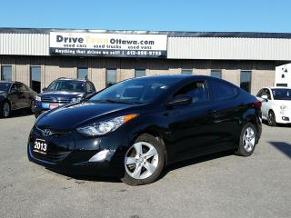 Used 2013 Hyundai Elantra GLS **LOW PAYMENT** for sale in Gloucester, ON