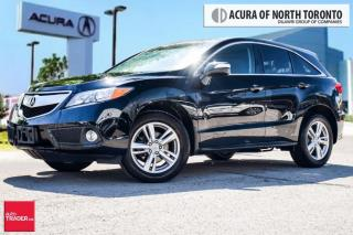 Used 2014 Acura RDX at Accident Free!! Back UP Camera|Sunroof|Leather| for sale in Thornhill, ON