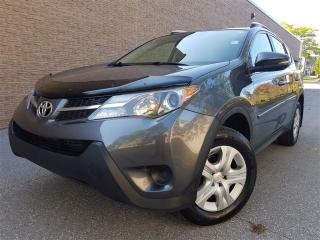 Used 2015 Toyota RAV4 LE Upgrade package-AWD-One owner-Certified for sale in Mississauga, ON