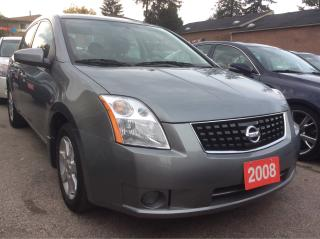 Used 2008 Nissan Sentra LOW KM ONLY 36K! $GAS SAVER$ for sale in Scarborough, ON