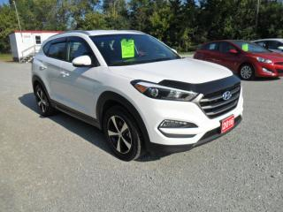 Used 2016 Hyundai Tucson LIMITED AWD for sale in Beaverton, ON