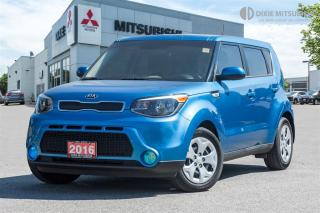 Used 2016 Kia Soul LX | CLEAN CARPROOF | AUTOMATIC | for sale in Mississauga, ON