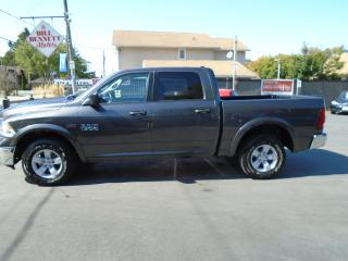 Used 2017 RAM 1500 Outdoorsman$500 Rebate internet sale for sale in Sutton West, ON