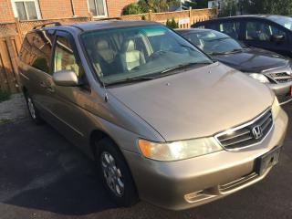 Used 2004 Honda Odyssey EX-L for sale in Hamilton, ON