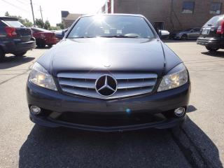 Used 2009 Mercedes-Benz C-Class 4 MATIC,VERY CLEAN ,C 230 for sale in North York, ON