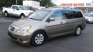 Used 2010 Honda Odyssey SE for sale in Hamilton, ON