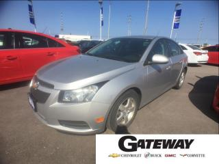 Used 2014 Chevrolet Cruze 2LT| | BACKUP CAMERA | BLUETOOTH | HEATED LEATHER for sale in Brampton, ON
