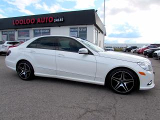 Used 2011 Mercedes-Benz E-Class E350 4MATIC NAVIGATION CERTIFIED 2YR WARRANT for sale in Milton, ON