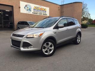 Used 2014 Ford Escape SE - REAR CAMERA - HEATED SEATS - BLUETOOTH for sale in Aurora, ON