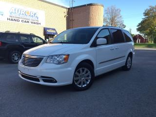 Used 2014 Chrysler Town & Country Touring - REAR CAMERA - REAR AIR - BLUETOOTH for sale in Aurora, ON