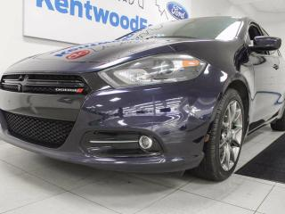 Used 2014 Dodge Dart SXT Rallye 2.4L with sunroof and back up cam for sale in Edmonton, AB